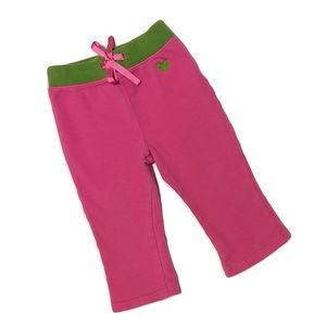 Hartstrings Pink Sweatpants Girl 24mo